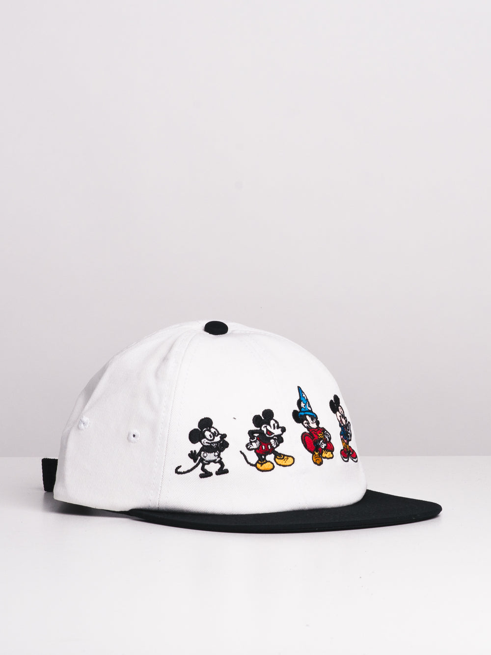 e47cc154a90 VANS DISNEY MICKEY 90TH JOCKEY HAT