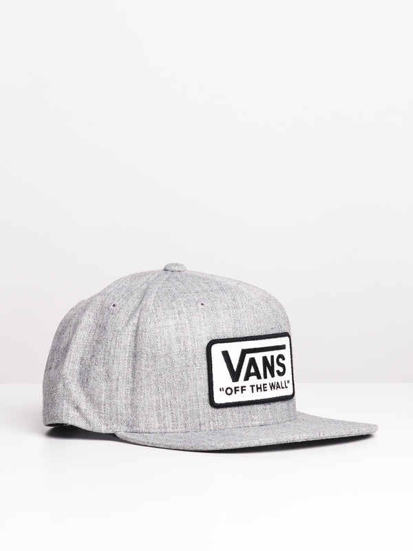 WHITEFORD S/B HAT - HEA GREY