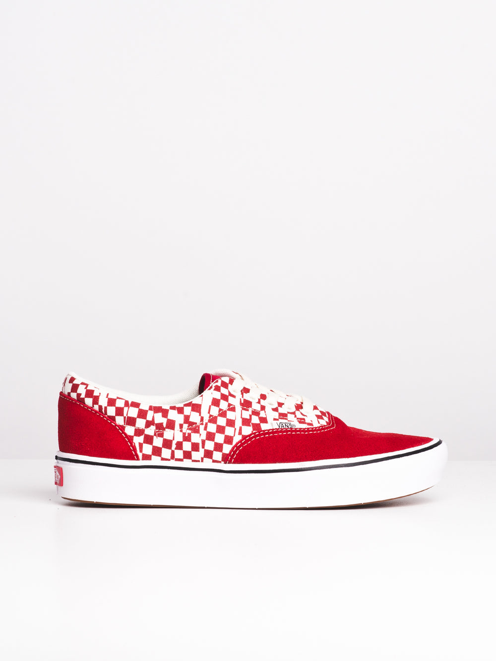 MENS COMFYCUSH ERA - RED/WHT TEAR