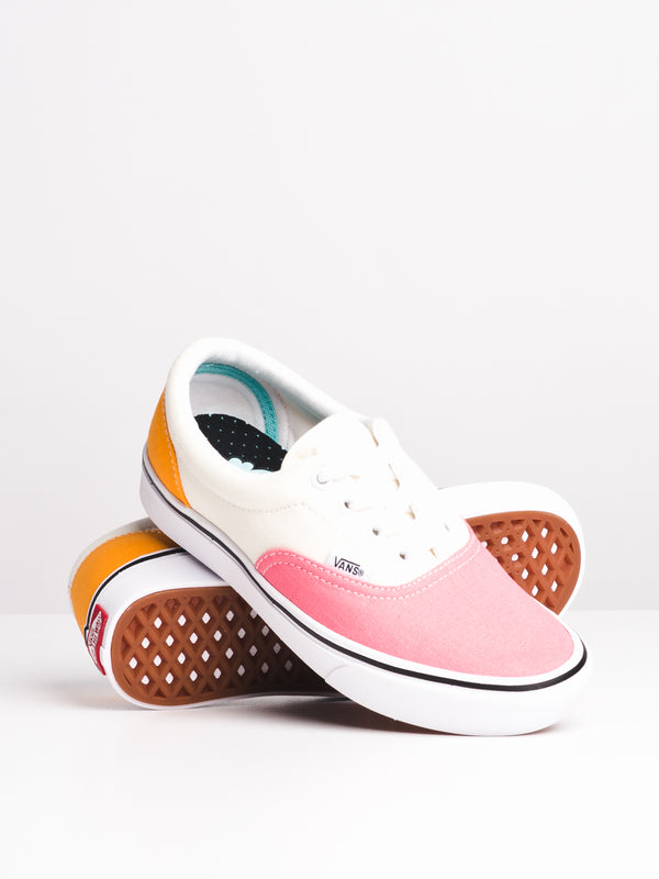 WOMENS COMFYCUSH ERA CNVS - PNK/WHT