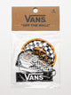 VANS BLACK/GOLD STICKER PACK