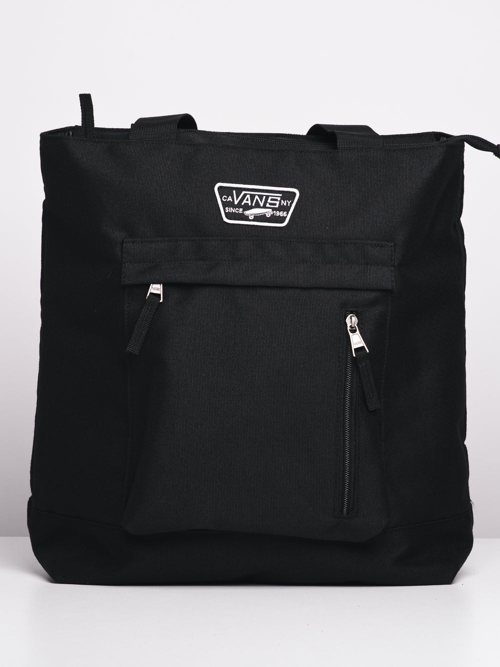 IN THE KNOW TOTE - BLACK