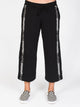 WOMENS CHROMO PANT - BLACK