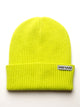 AFTER DARK SOLID BEANIE - GRN
