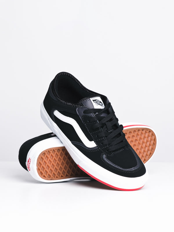 MENS ROWLEY CLASSIC - BLACK/RED