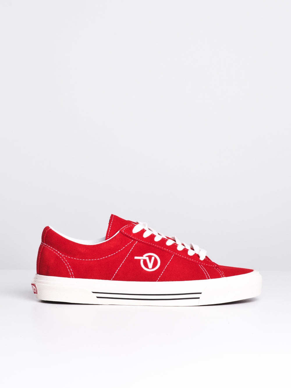 MENS SID DX SUEDE - OG RED