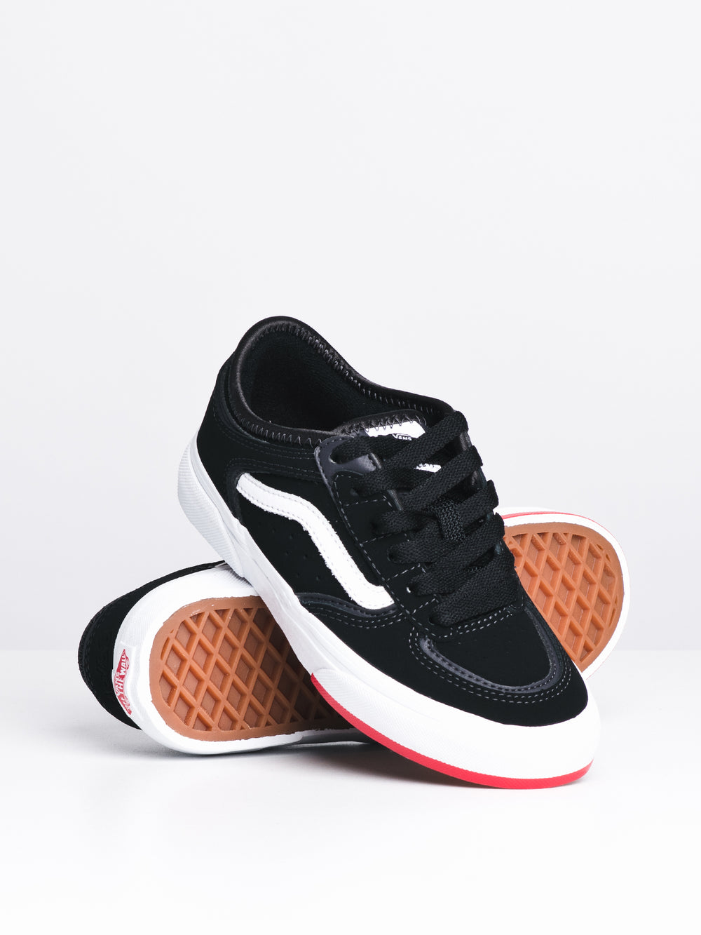 KIDS ROWLEY CLASSIC - BLACK/RED