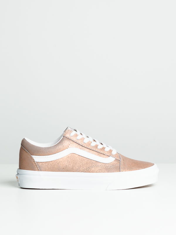 WOMENS OLD SKOOL - ROSE GOLD