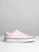 WOMENS OLD SKOOL - BLUSHING/WHITE