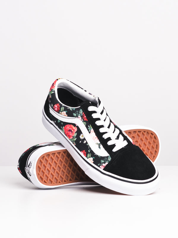WOMENS OLD SKOOL - GARDEN FLORAL