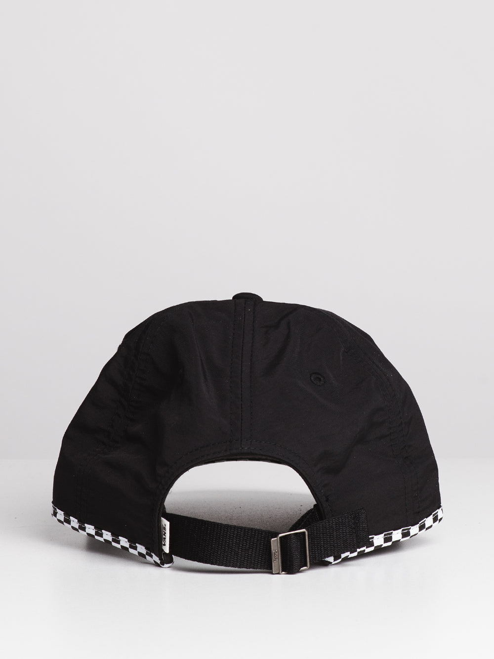 CHECK IT TWICE HAT - BLACK