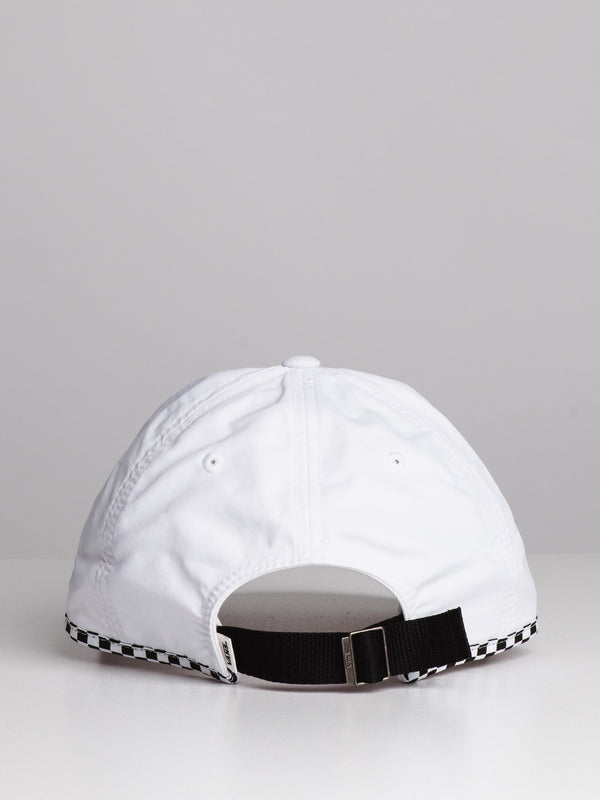CHECK IT TWICE HAT - WHITE