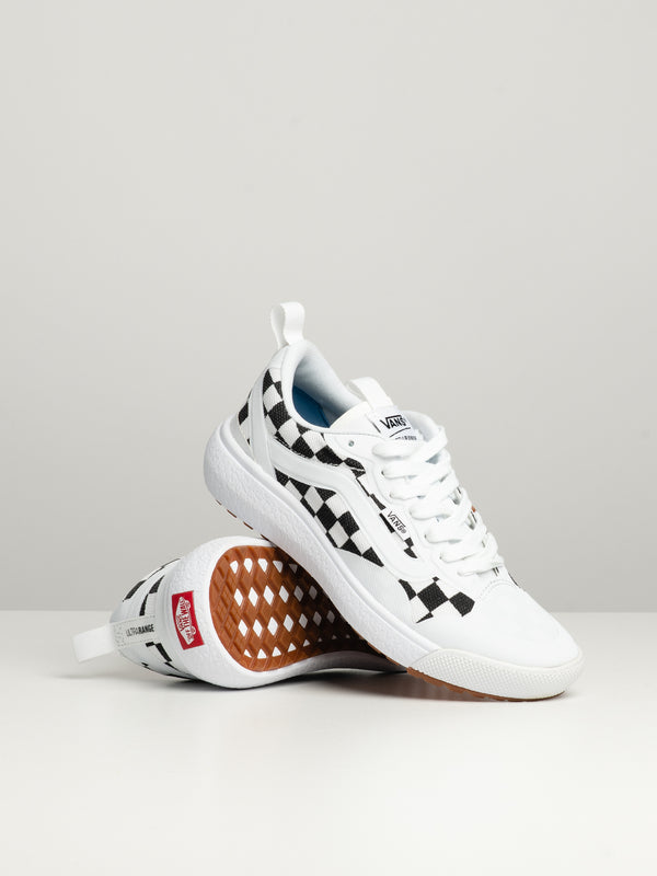 WOMENS ULTRARANGE EXO - CHECKERBOARD