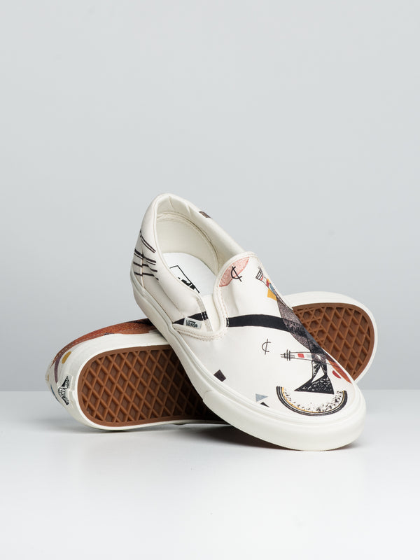 MENS CLASSIC SLIP ON - KANDINSKY