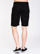 MENS FRICKIN MOD STR SHORT - BLACK - CLEARANCE