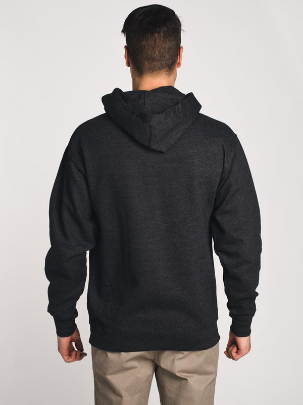 MENS CONCENTRIC PULL OVER HOODIE