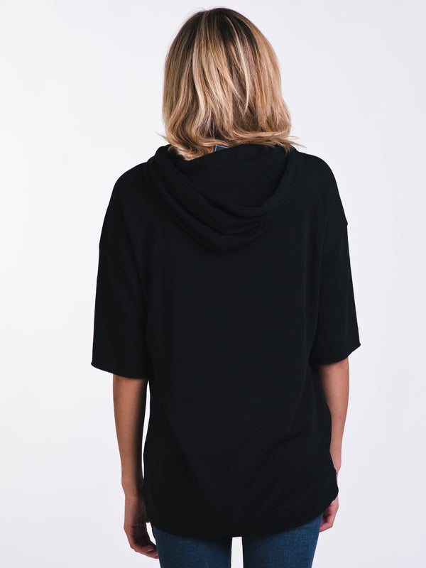 WOMENS SOME OF DIS HOODIE - BLACK