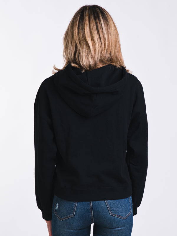 WOMENS KNEW WAVE CHENILLE HOODY