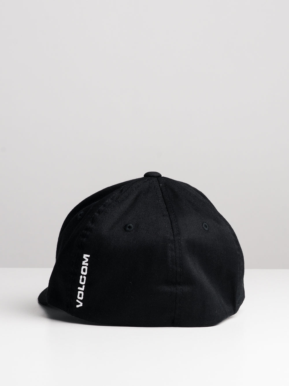 FULL STONE XFIT HAT - BLACK