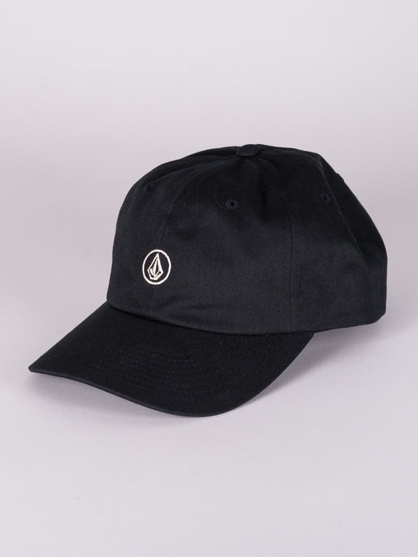 STONE APPROVED HAT - BLACK - CLEARANCE