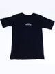 MENS ARCHER SPLIT T - VINTAGE BLACK