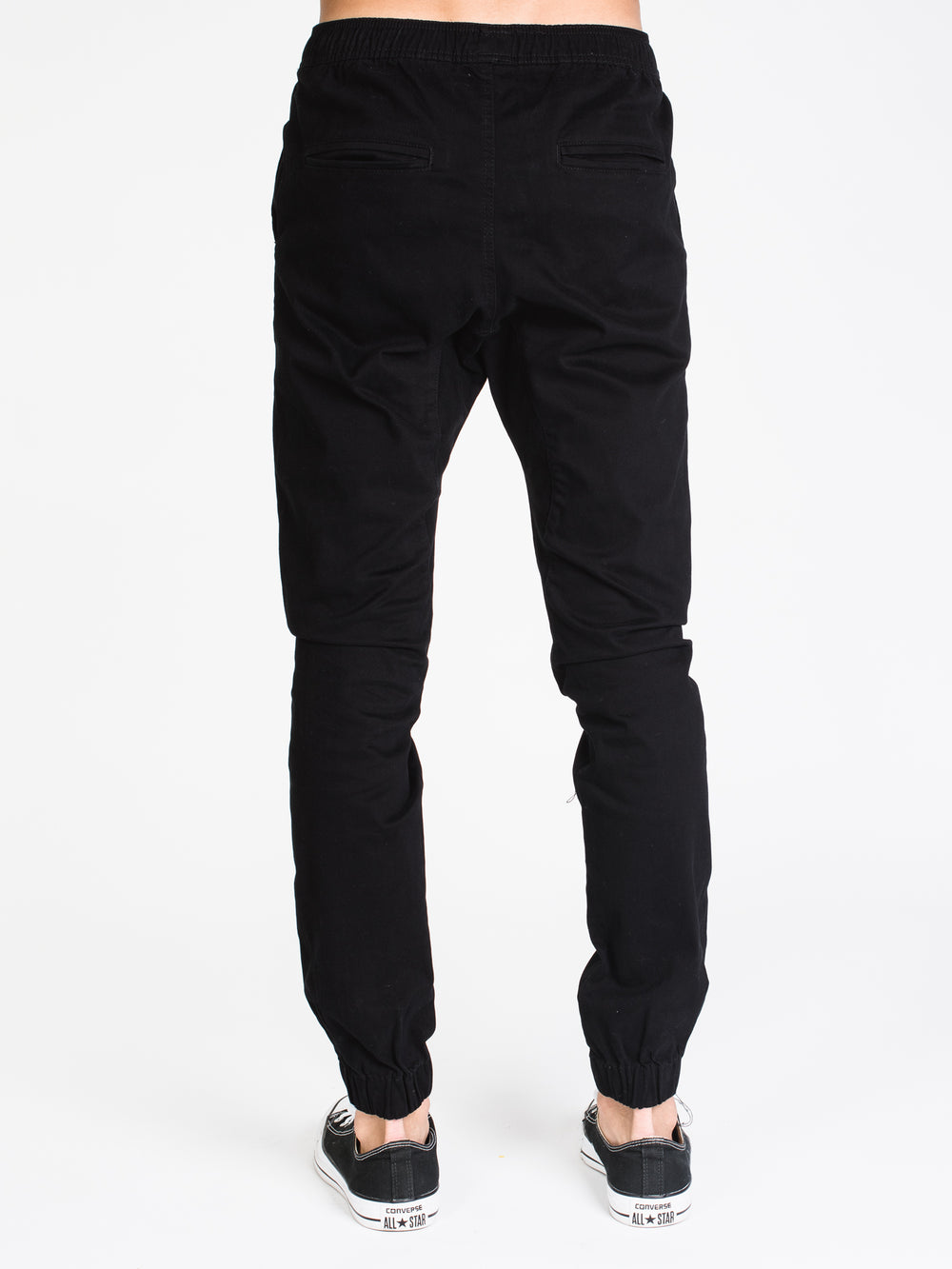 MENS PROJECT ZANEROBE JOGGER - BLACK