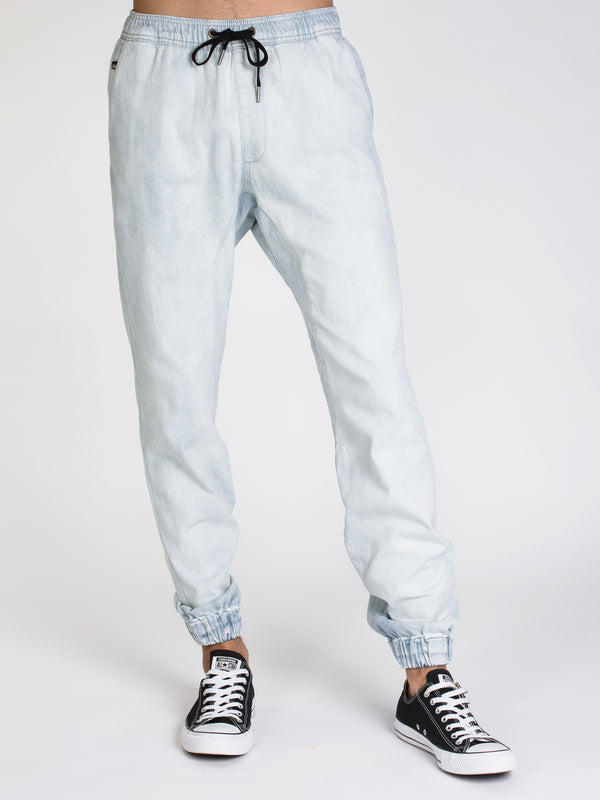 MENS PROJECT ZANEROBE JOGGER - DENIM
