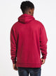 MENS PROJECT ZANEROBE PULLOVER HOODIE- PORT