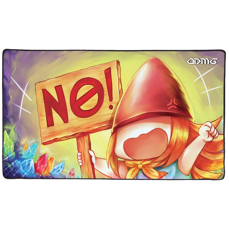 Gnome Playmat