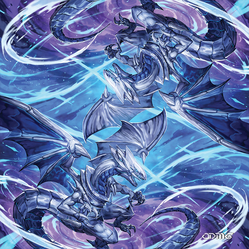 White Dragon Playmat (LIMITED)