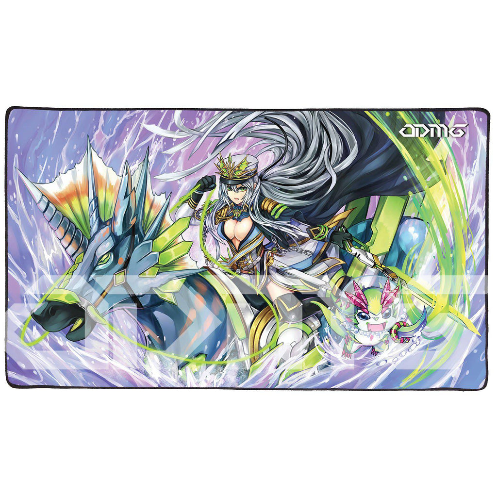Commander Playmat