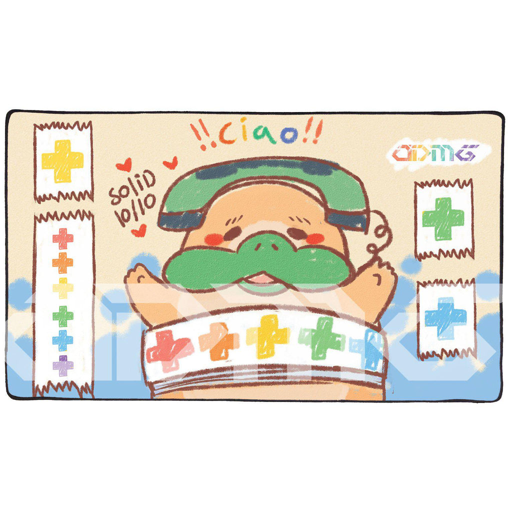 Crayon Playmat