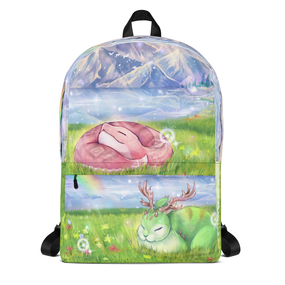 Snek 'n Bun Backpack