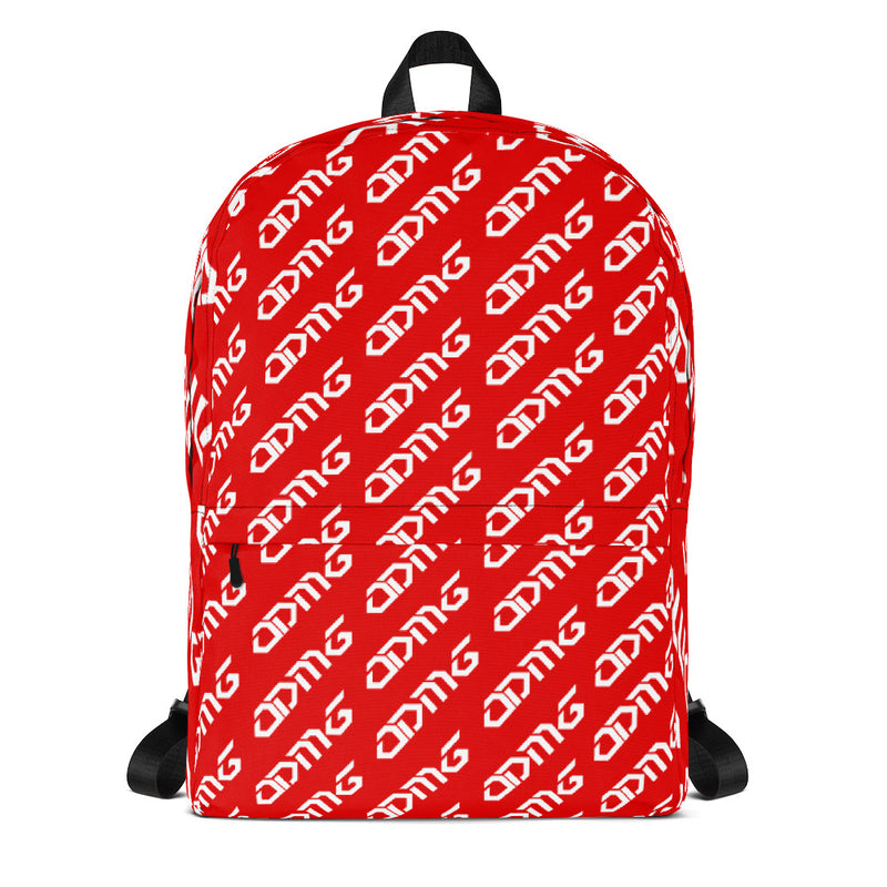 0DMG Backpack (Red)