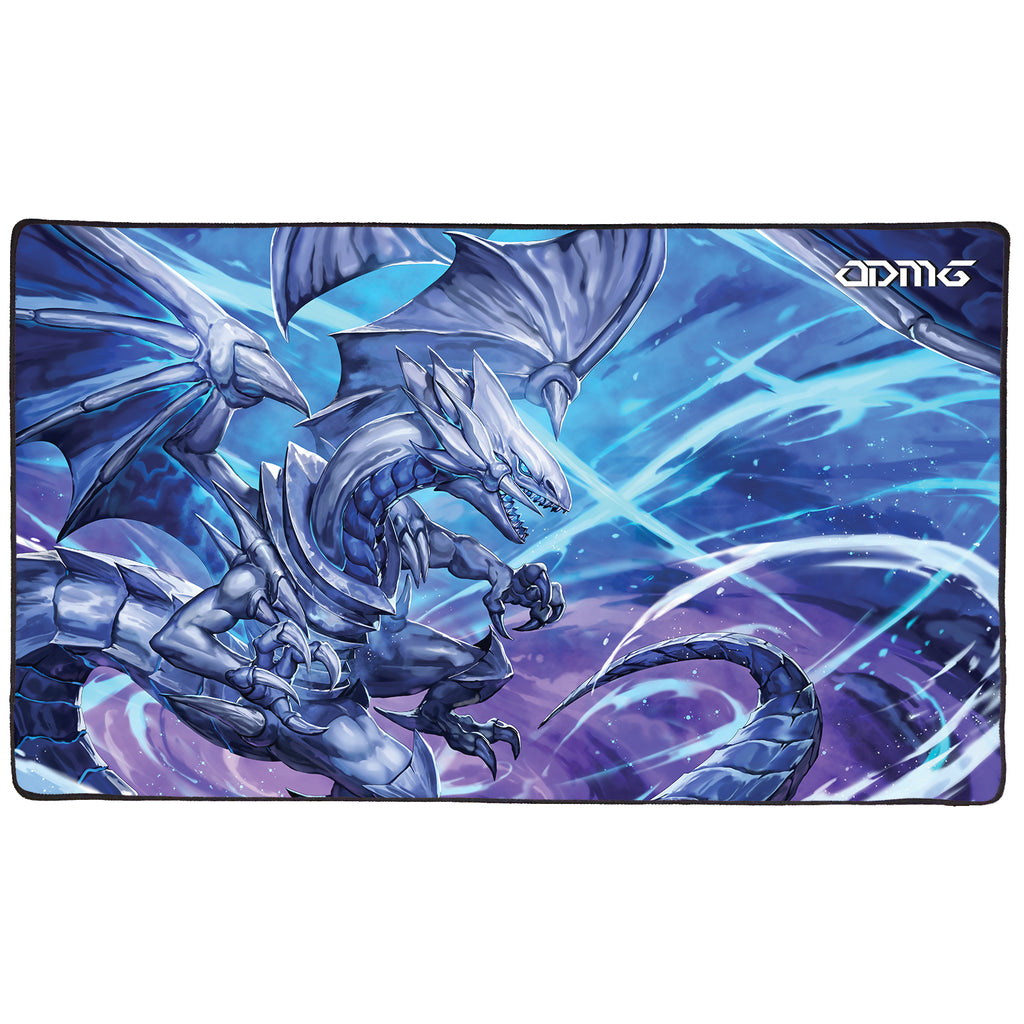 White Dragon Playmat