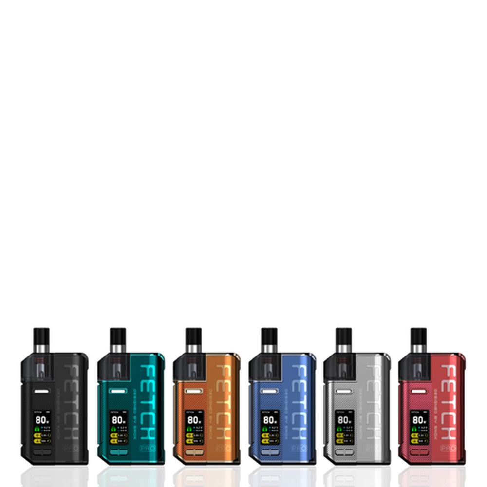 SMOK Fetch Pro Pod Device 80W Kit | Phantom Vape Supply