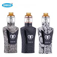 Sigelei Sobra 198W Starter Kit | Phantom Vape Supply