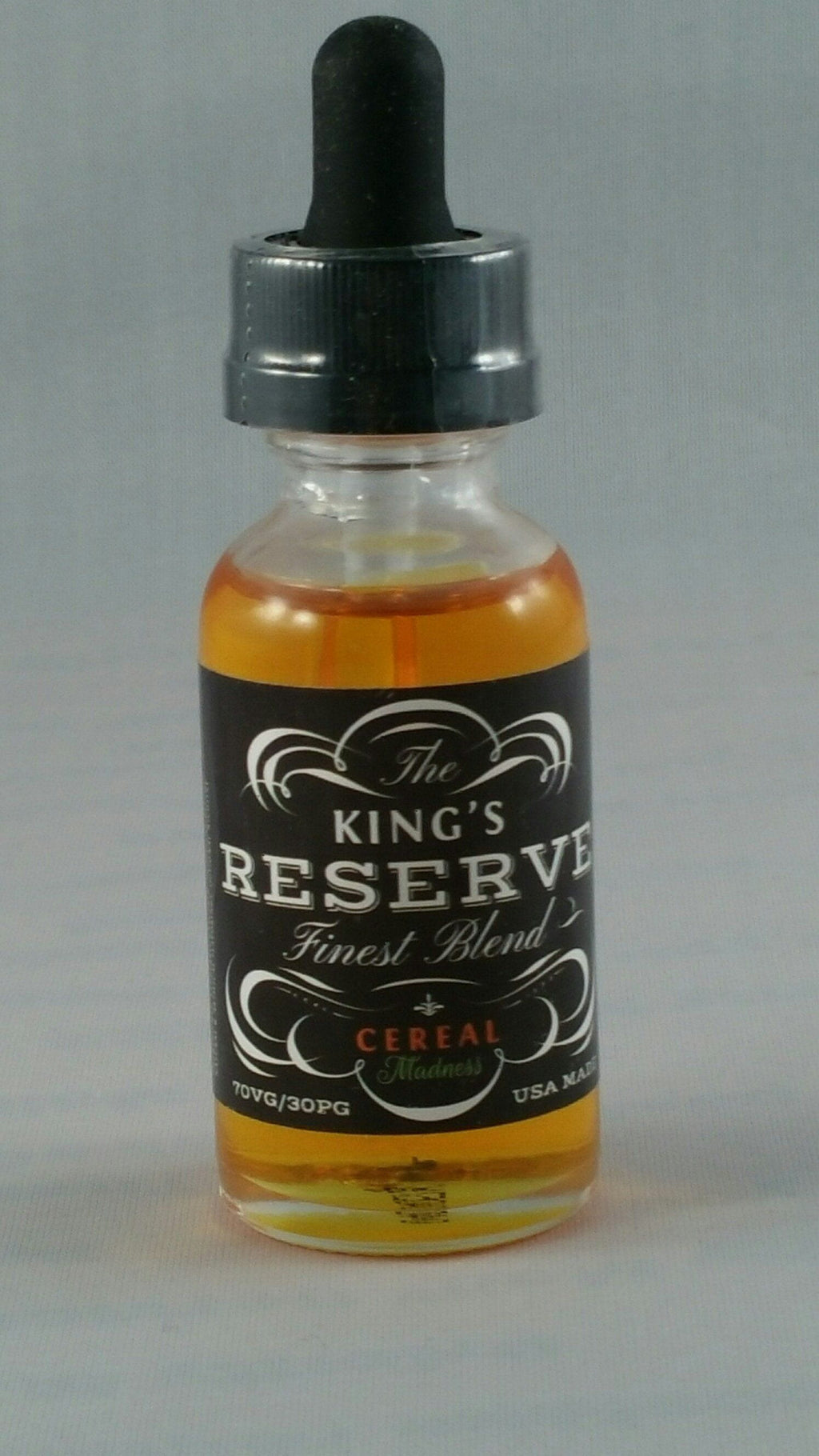 The Kings Reserve Cereal Madness | Phantom Vape Supply