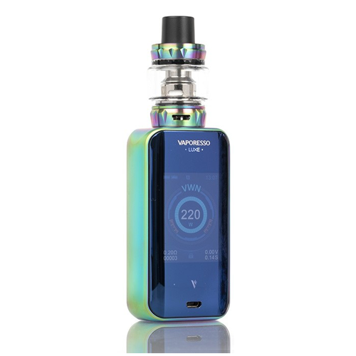 Vaporesso LUXE ZV 200w Kit Rainbow | Phantom Vape Supply