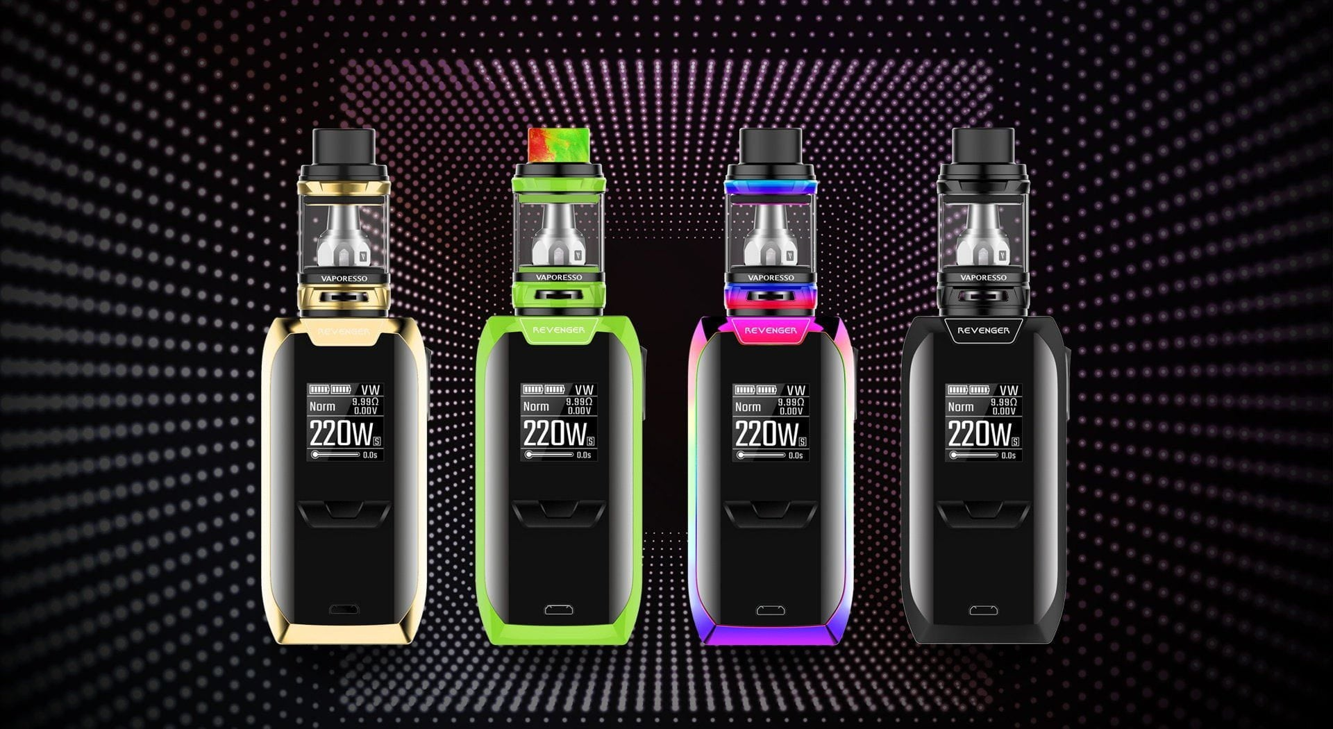 Vaporesso Revenger X Kit Multiple Colors | Phantom Vape Supply