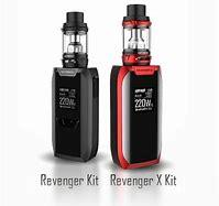 Vaporesso Revenger X Kit Black and Red | Phantom Vape Supply