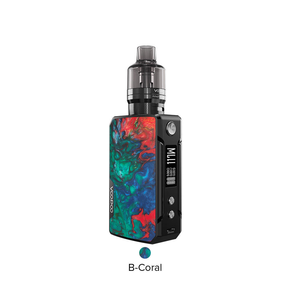 VooPoo Drag Mini Refresh Edition Coral | Phantom Vape Supply