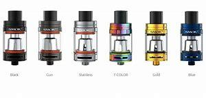 Smok TFV8 Baby Beast Tank Multiple Colors - Phantom Vape Supply