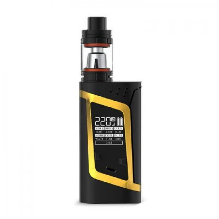 Smok Alien 220W Kit Gold | Phantom Vape Supply