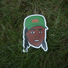 BO FACE STICKER