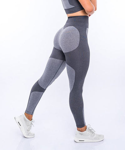 Knitted High Waist Leggings