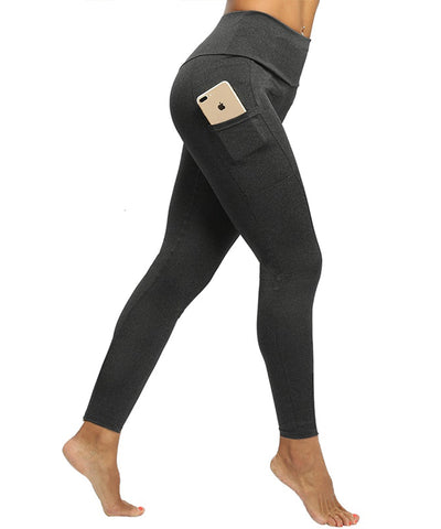 Stretchy Pockets Leggings