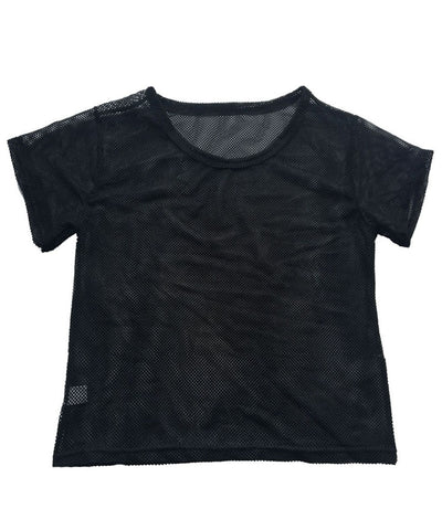 Mesh Yoga & Dance Top