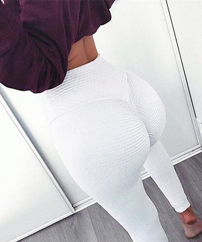 Scrunch Booty Push Up Leggings - ShapeSquade