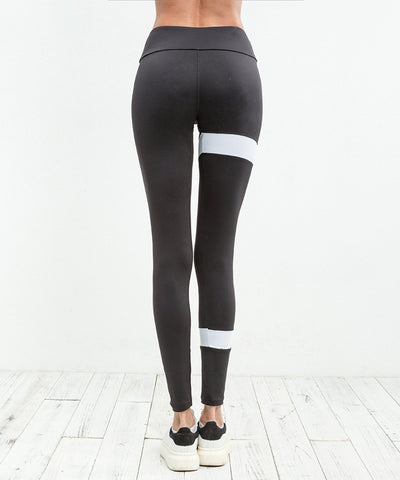 Striped leggings - ShapeSquade